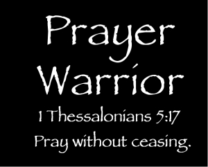 PrayerWarrior